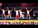X-RAY LET'S GET CRAZY GDAŃSK EURO 2012 FAN ZONE POLSKA CZECHY HD