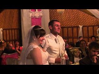 Весільна казка від тамади Христини Яцук Весілля Толіка і Діани 06 10 2012 р