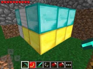 Minecraft PE РАЗМНОЖЕНИЕ/дюп вещей!