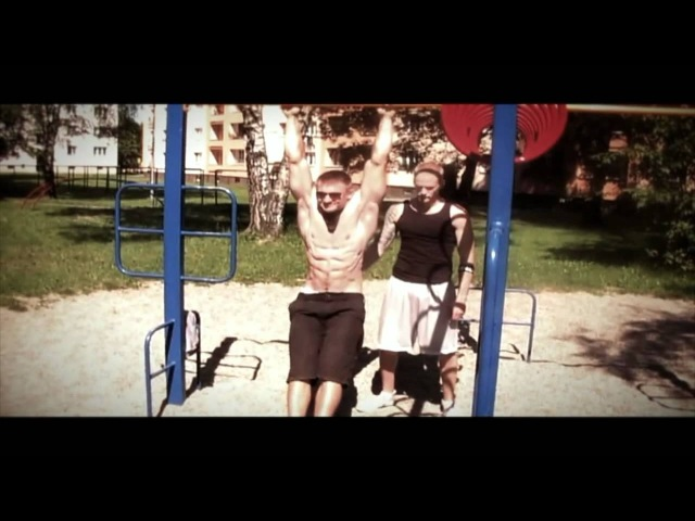 SebeRevolta 1.díl - Jak začít s workoutem