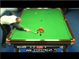 Mark Williams vs Stephen Lee - UK PTC 1