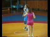 Female wrestling in Czech 19