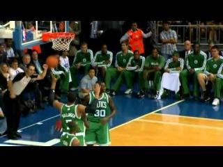 Nba Europe Live Tour: Fenerbahce Ulker-Boston Celtics 97-91