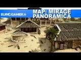 CoD: Black Ops. II Revolution - Map: Mirage panoramica