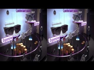 LG Cinema 3D (Passive vs Active)