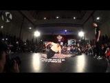 MOUNIR (Vagabond Crew) vs ABD-L (Vagabond Crew) [FINAL] - Redbull BC One France 2012 # Clem Keym