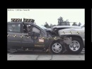 2003 Chevrolet Silverado Vs. 2002 Ford Focus NHTSA Full Frontal Impact