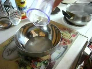 Пластический грим. Изготовление протезного желатина.