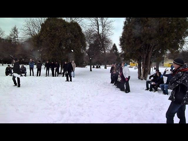 Сніжкове побоїще 4 - Нетерплячі дівчата )