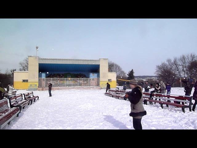 Сніжкове побоїще 4 - Інтелектуальні сніжки