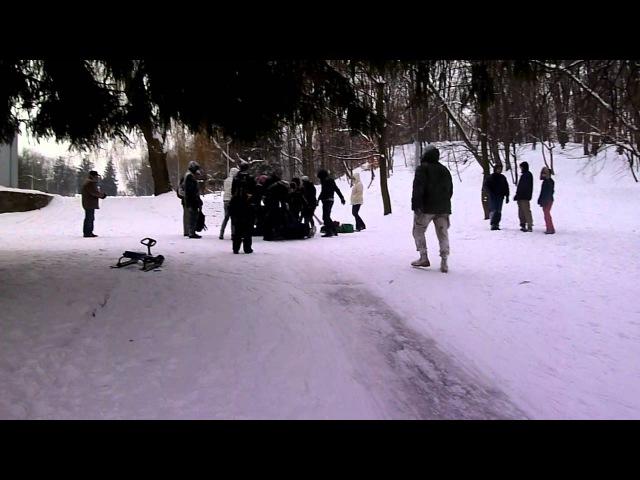 2012-02-05 - Сніжкове побоїще 2. На ковзанці 3