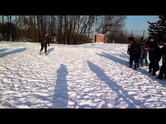 Сніжкове побоїще 3 - Кінний турнір