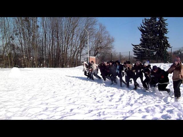 Сніжкове побоїще 3 - Хлопці vs Дівчата