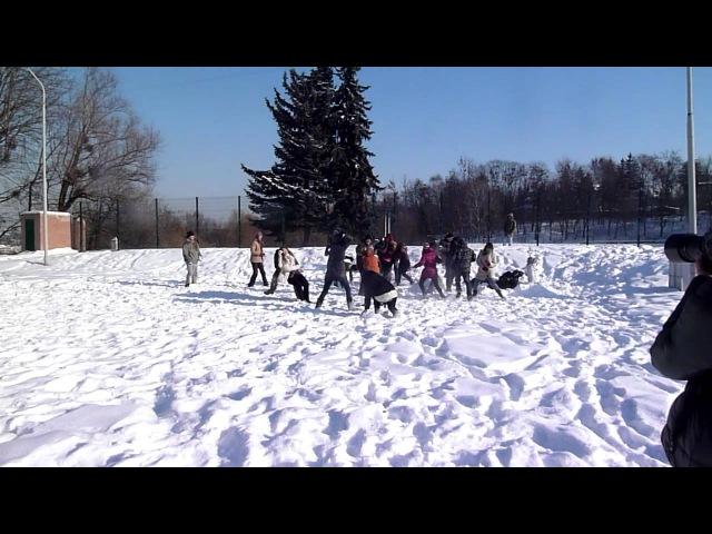 Сніжкове побоїще 3 - Штурм бази нормальних )