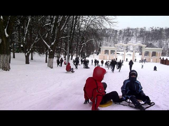 2012-02-05 - Сніжкове побоїще 2. На ковзанці 2