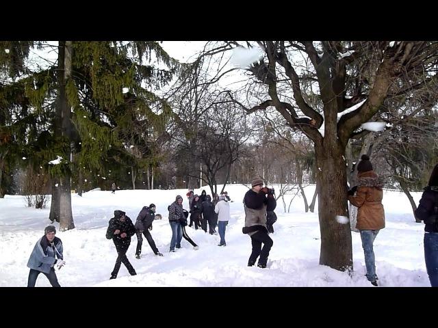 Сніжкове побоїще 4 - Фєрма