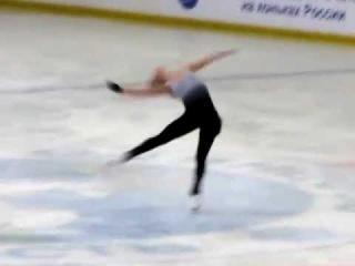 Ксения Макарова, Контрольные прокаты 2012, FS