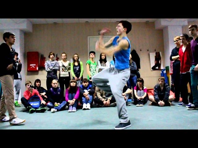Lugansk Electrofight 5 Electro Профи Flaxi vs Nick part 3