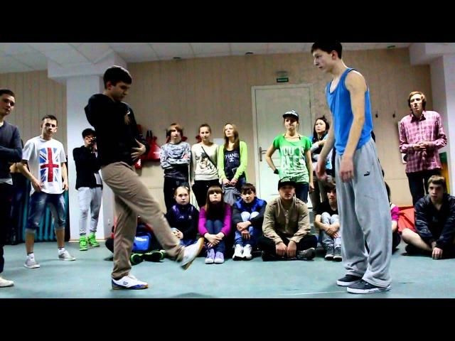 Lugansk Electrofight 5 Electro Профи Flaxi vs Nick part 1