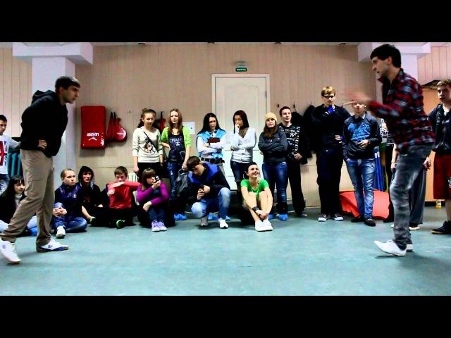 Lugansk Electrofight 5 Electro Профи Flaxi vs Hunner