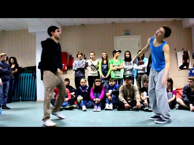 Lugansk Electrofight 5 Electro Профи Flaxi vs Nick part 2