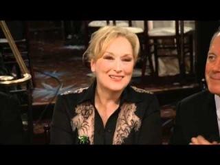 Meryl Streep wins Best Actress - Drama at Golden Globes 2012