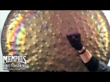 Paiste 38'' Sound Creation Gong No. 3B Earth Unboxing at Memphis Drum Shop