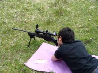 Tikka T3 Tactical 300wm