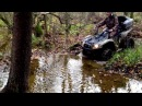 Немного выпендрёжа)Quad in the Moscow forest