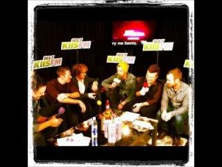 OneRepublic backstage @ KIIS FM Jingle Ball (audio)
