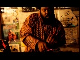 Ras G live at Fat Beats L.A. Final In-Store Producer Showcase