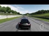 Forza 4 Porsche Panamera Turbo Gameplay HD