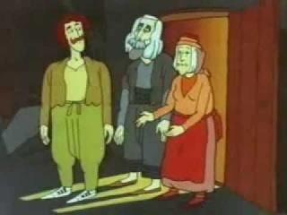 армянские мультфильмы - Ух ты золотая рыбка