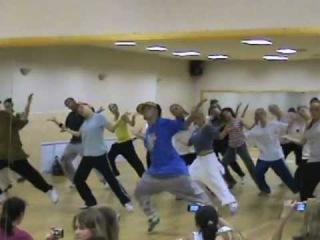 Sasha Oshkin(Jack's Garret), Street choreography