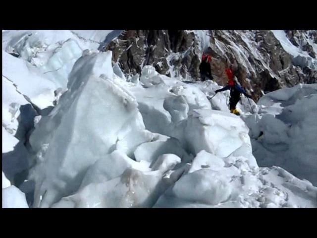 Gasherbrum 1: восхождение на Гашербрум I зимой