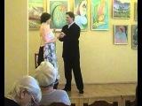 Сергей Боголюбский & Ольга Немзер - Merry Widow Waltz (The Merry Widow  La Vedova Allegra)