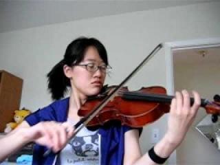 Aqua Timez - Velonica (Violin)