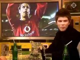 Klaas-Jan Huntelaar bij Holland Sport (7 november 2004)
