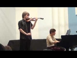 Prokofiev Violin Concerto No.1 in D major .mp4