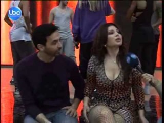 HAIFA NEW YEAR EVE CONCERT REHEARSALS AND INTERVIEW