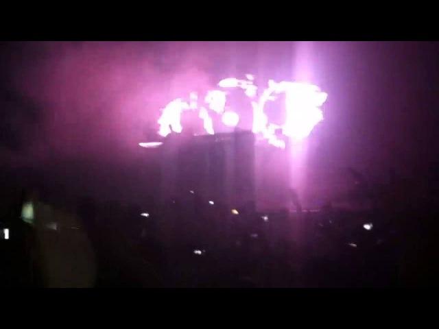 Swedish house mafia full intro /w greyhound @stadium live Moscow 15.12.2012