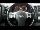 2007 Инфинити FX35 Infiniti FX35 Обзор интерьер двигатель