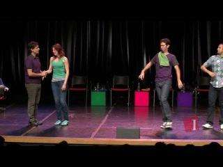 Os Barbixas - Improvável - Frases (Bruno Motta, Sheila Friedhofer e Daniel Tauszig)