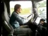 Cantecul lui Tarzan Soferul de TIR Mad Romanian Drivers Song  Barbatul care-i Barbat