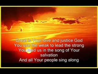Your Grace Is Enough - Chris Tomlin