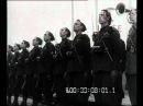 Celebrazione del ventennale della Milizia alla presenza del Duce