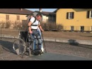 Amit Goffer : Rewalk system for paraplegics