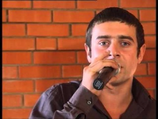 Лазарь в Эдеме с. Урзуф песня...я не могу тебя забыть...