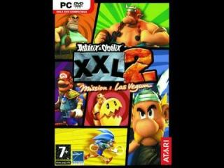 Asterix & Obelix XXL 2 Soundtrack - Menu