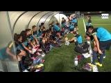 Las chicas del Barça debutan en la Champions